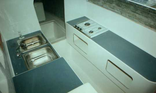 Eclipse galley