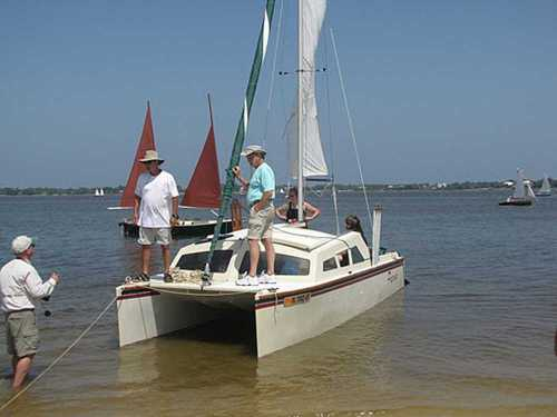 Sailing Catamarans Lake Havasu PCC Seminar aimed at