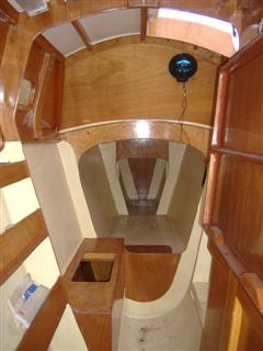 Skua 30' performance trailable catamaran by Woods Designs
