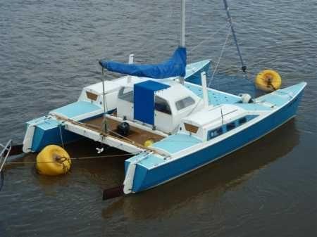 Sailing Catamarans - multihull designs