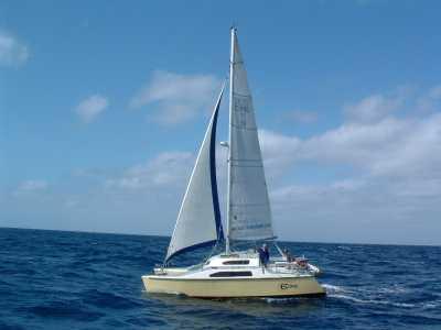 Sailing Catamarans - Eclipse (Latitudes and Attitudes)